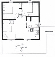 Cottage 11 Floor Plan