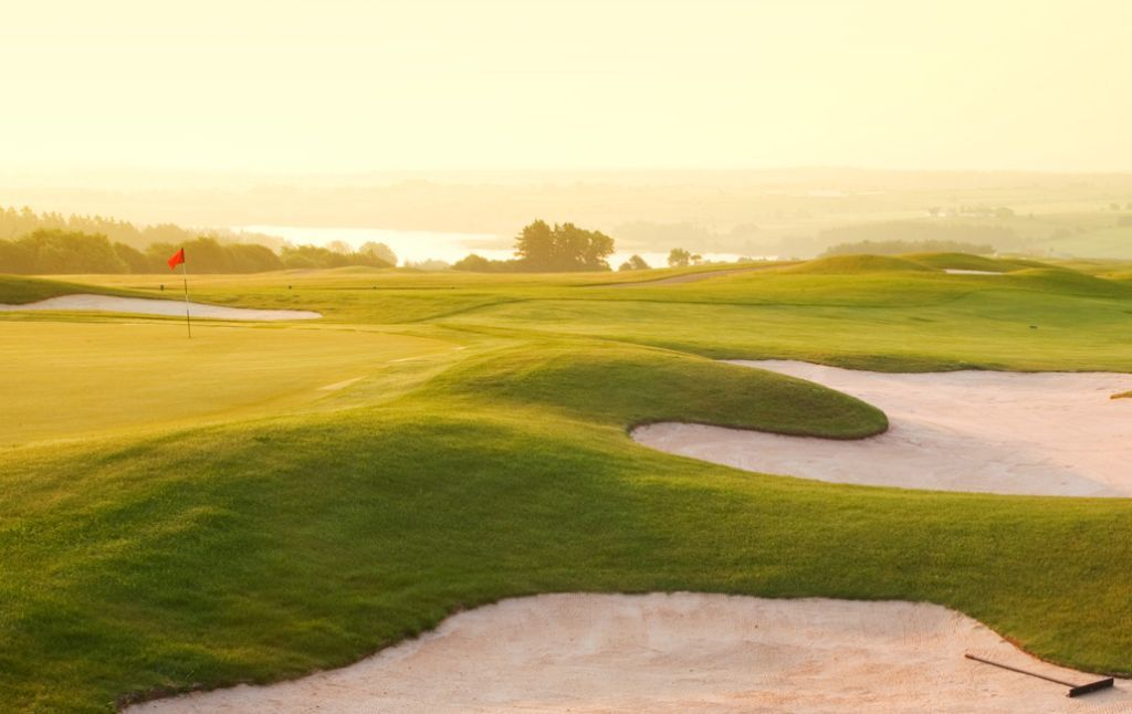 Golf Packages Available